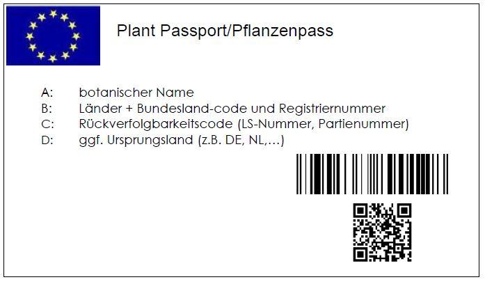 """Der Pflanzenpass wird für alle """"Pflanzen zum Anpflanzen"""" im B2B-Bereich benötigt."""