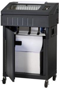 Picklisten drucken mit Matrix- oder Zeilenmatrixdrucker