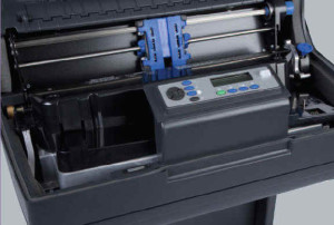 Printronix P7015 sind für große Druckausgaben geeignet.