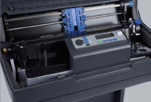Printronix P8010-ZT mit Abreißkante