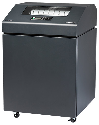 Printtronix P8220 Cabinet
