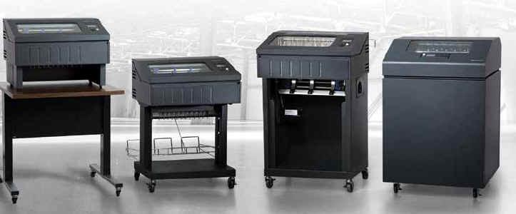 Printronix Zeilendrucker