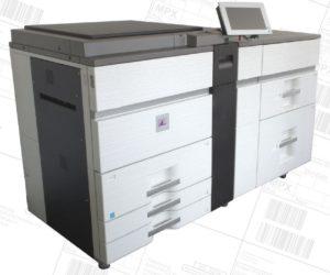 Produktionsdrucker für Volumina per Einzelblatt