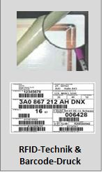 RFID - und Barcode-Drucker für sichere Prozesse in der Logistik