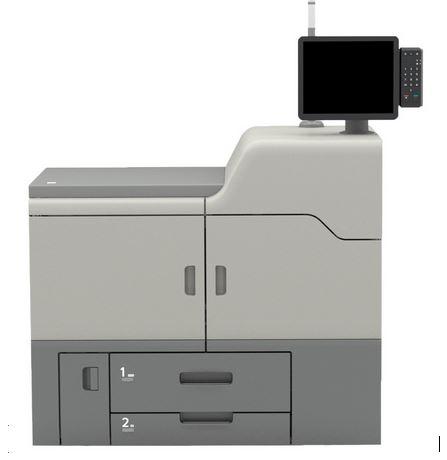 Ricoh Pro C7200sx für starke Materialien bis 360 g/m²