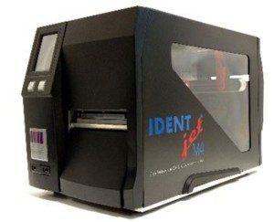 Rollendrucker IDENTjet M4 mit kostenloser Software