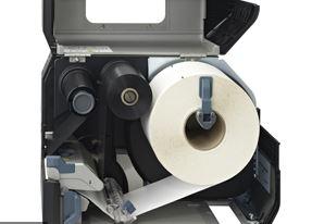 SATO CL4NX Plus Thermodrucker Linerless-Drucker sind leicht bedienbar