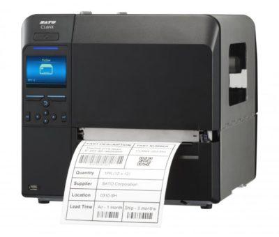 SATO CL6NX Etikettendrucker