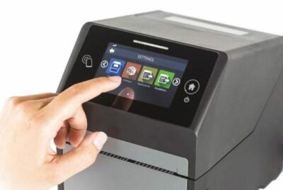 SATO CT4-Linerless PDF-Etikettendrucker für den Thermodruck
