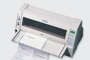 SEIKO FB-600 waren als Belegdrucker stets die erste Wahl.