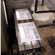 SOLID 120A3 in der Papier-Industrie