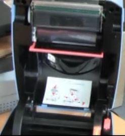 Kompakter Tischdrucker