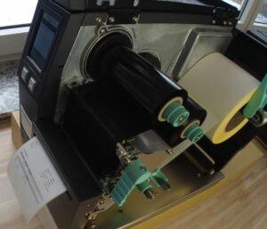 IDENTjet® M4³ mit einem 300 dpi Druckkopf