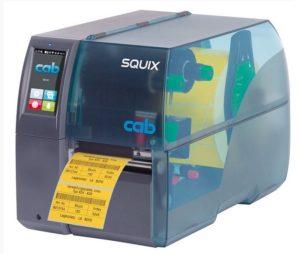 SQUIX Etikettendrucker