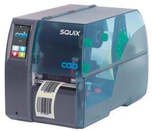 SQUIX Etikettendrucker mit RFID-Technik