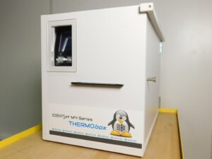 Staubschutz-Druckerschrank für professionelle Industrie-Drucker
