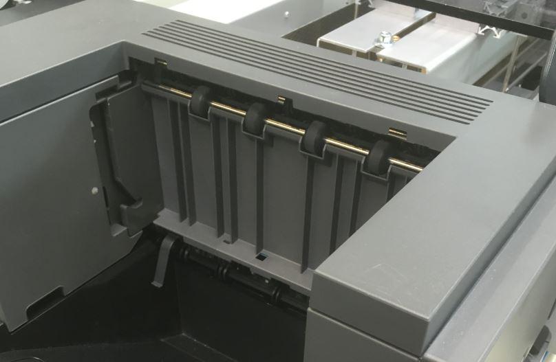 SOLID 90A3, SOLID 105A3 und SOLID 120A3 Industriedrucker als Beleg- und Etikettendrucker