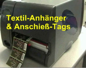 THERMOjet 6e PLUS für Textil-Anhänger