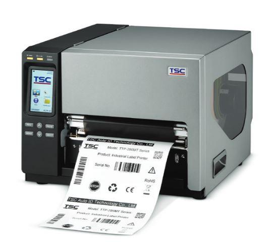 TTP-384MT breite Etikettendrucker für A4-Formate