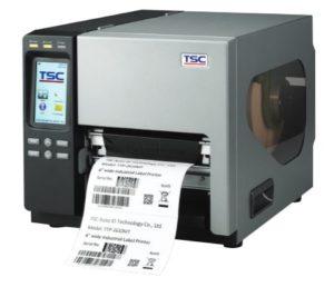 TTP-368MT gibt es mit 300 dpi Druckauflösungen für Grafiken, Logos und Texte
