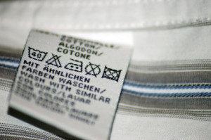 Thermotransferdrucker für Waschsymbole auf Textiletiketten
