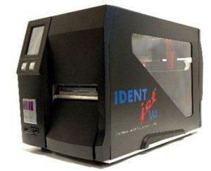 Thermotransferdrucker IDENTjet D4 und M4 mit kostenloser Software