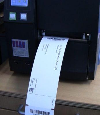 ticketdruck und rechnung versandfertig in einem vorgang. Black Bedroom Furniture Sets. Home Design Ideas