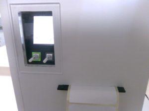 Tiefkühl-Druckerschrank für THERMOjet 4e+