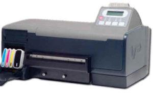 Tintenstrahl-Drucker für farbige Selbstkleber und Tags