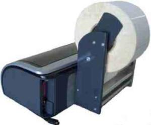 Etikettendrucker für das farbige Tintenstrahl-Druckverfahren