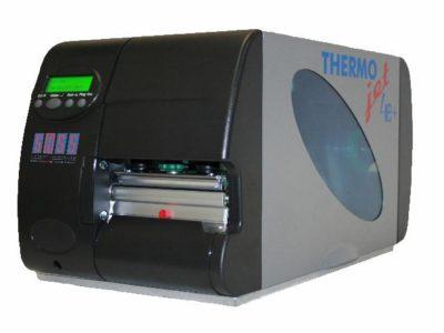 Typenschild-Etiketten mit intelligenten THERMOjet 4e PLUS drucken