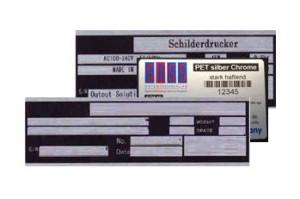 Typenschild-Etiketten - bitte keine 0-8-15 Etikettierung