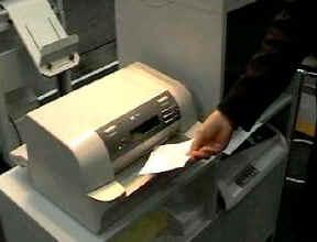 PR9 – leiser Drucker für die Arztpraxis