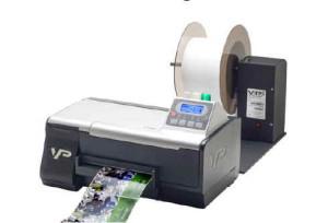 Etiketten für Tintenstrahldrucker saugen die Tinte auf