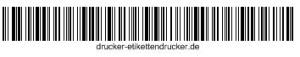 Wäsche etikettieren mit Barcode - der richtige Aufbau eines Strichcodes.