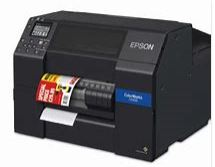 Mit EPSON C6000 von Rolle auf Rolle drucken