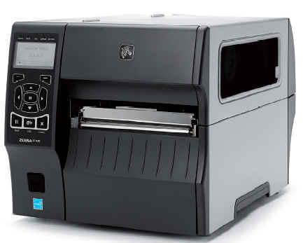 Zebra ZT420 Etikettendrucker bis 6 Zoll