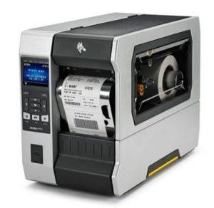 Zebra ZT610 Etikettendrucker für Thermo-Drucker für Transfer-Labels oder Direkt-Etiketten