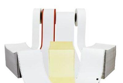 BPA-freie Thermo-Etiketten und -Papiere
