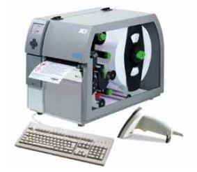 cab CX4 mit Tastatur und Scanner als Stand-Alone-Gerät