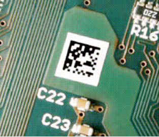 2D-Codes mit cab-Druckern