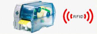 RFID-Kennzeichnung mit cab-Drucker