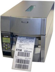 CL-S700-DT Etikettendrucker für die professionelle Industrie-Anwendung