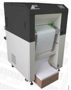 i5-Series-Endlos-Laserdrucker für Beleg-Auflegermüssen intelligent sein.