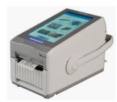 Intelligente Drucker für die Ausgabe von Etiketten und Tags
