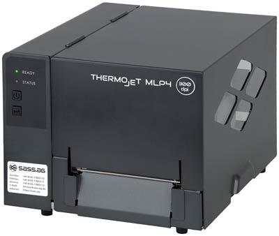 Die Ausdrucke der logiJET TM4 halten im Thermotransfer-Druckverfahren über Jahre.