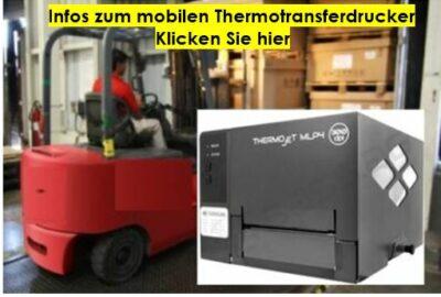 Mobile Thermotransferdrucker